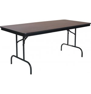 Particleboard Core Folding Table