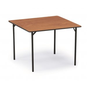 Square Plywood Folding Table