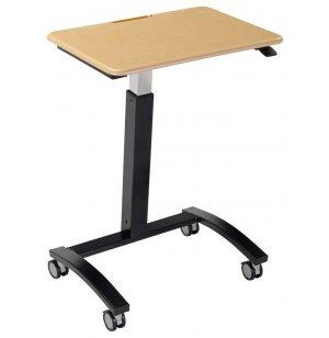 Academia Surge Standing Student Desk - WoodStone