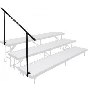 Side Rail for 3-Level Riser