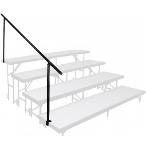 Side Rail for 4-Level Riser