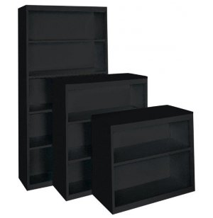 Antimicrobial Steel Bookcase