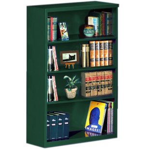 Extra Deep Steel Bookcase