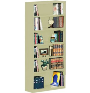Steel Bookcase