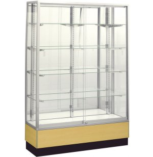 Mirror-Back Trophy and Display Case