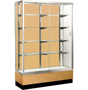 Panel-Back Trophy and Display Case