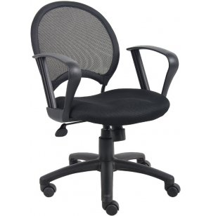 Budget Mesh-Back Task Chair