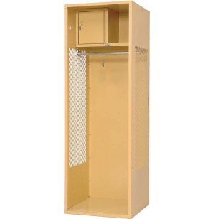 Stadium Steel Sports Locker w/ Security Box