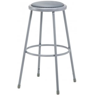 Upholstery Stool - Fixed Height