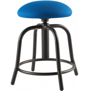 Designer Lab Stool with Padded Seat