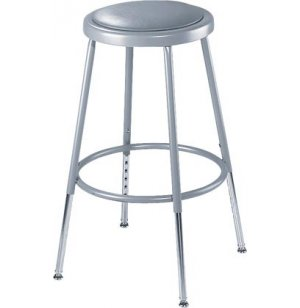 Upholstery Stool - Adjustable Height