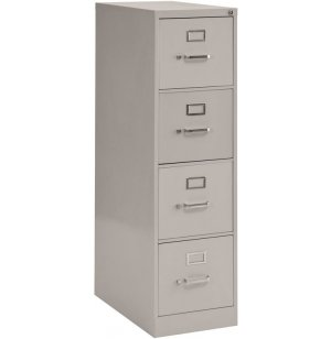 4-Drawer Vertical File Cabinet - Legal Sized
