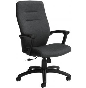 Synopsis High Back Tilter Office Chair
