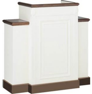 Wing Pulpit, Colonial