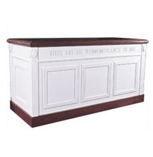Communion Table, Colonial