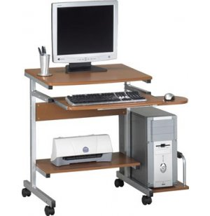 PC Desk Cart