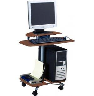 Mobile Flat Panel PC Station