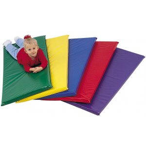 No-Fold Infection-Control Rest Mat