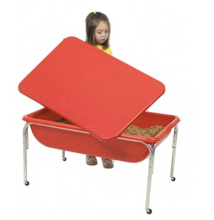 Sensory Table with Lid - Medium