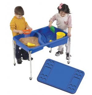 Neptune Sand & Water Table w/ Lid