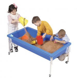 Activity Table with Lid