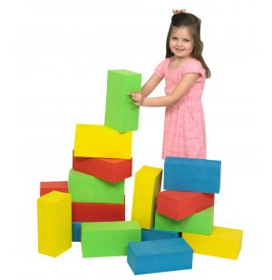 Mega Blocks - Set of 16