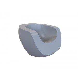 FIRM Modular Indoor Outdoor Lounge Seating - Moon Chair