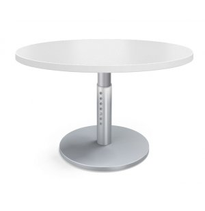 Tenjam Adjustable Round School Table
