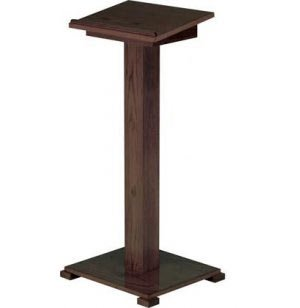 Lift-Lid Lectern, Stained