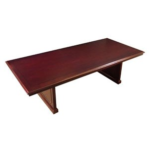 Traditional Veneer Conference Table