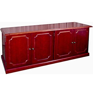 Toscana Veneer Executive Office Storage Credenza Cabinet
