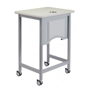 Adjustable Vantage Standing Teacher's Desk