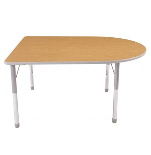 Chad Collaborative Adjustable Standup Classroom Table