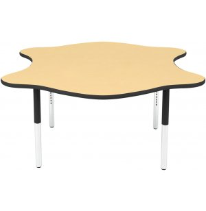 Adam Collaborative Adjustable Classroom Table