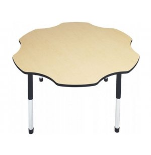 Dura Heavy Duty Adj. Standing Classroom Table