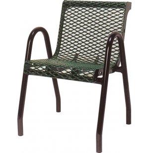 Food Court Chair Diamond Cut Surface