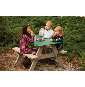ultraPLAY Friendship Preschool Picnic Table