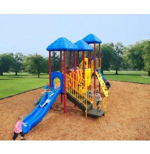 Rainbow Lake Playground