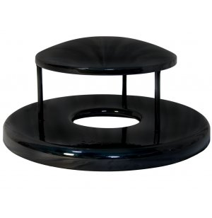 Rain Bonnet Lid for 32 Gallon Trash Can