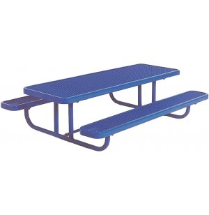Children's 8 Ft Diamond Cut Picnic Table
