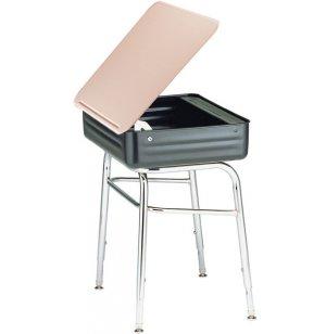 Lift-Lid Classroom Desk