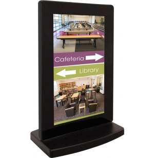 Tabletop Digital Signage Kiosk -  22