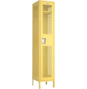 Invincible 1-Tier Steel Sports Locker