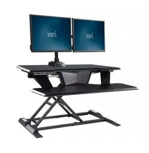 VariDesk® Electric Pro Plus™ Desk Converter