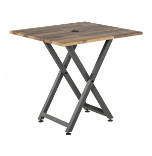 Square Standing Meeting Table