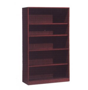 Vitality Bookcase with 4 Shelves