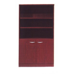 Vitality Bookcase with Doors