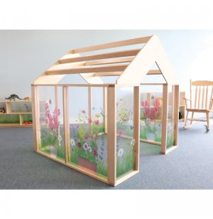 Nature View Play Greenhouse