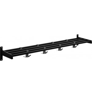 DS Series Wall Mounted Coat Rack - 24 Cap.