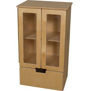 My Cottage Wooden Play Kitchen Refrigerator